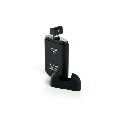 HAAN - Hand Sanitizer Pocket 30 ml Wood Night