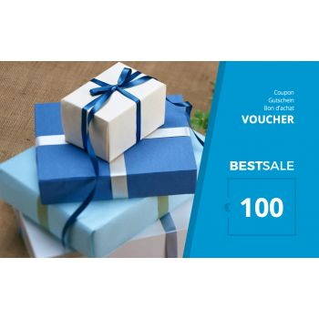 BestSale Shop Voucher €25 – €500 / Gift