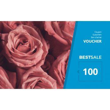 BestSale Shop Voucher €25 – €500 / Valentines Day