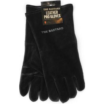 The Bastard BBQ pro leder handschoenen