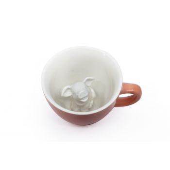 Creature Cup CF - Pig - peach