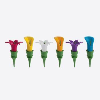 Trudeau flessenstop bloem (24st./disp.)