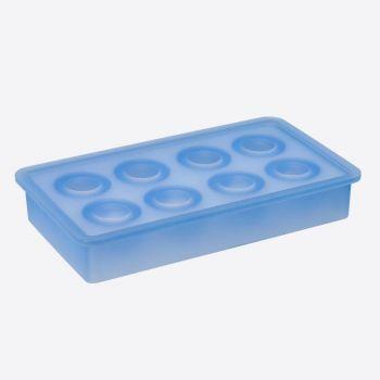 Lurch ijsblokjesvorm parels ijsblauw ø 3.3cm