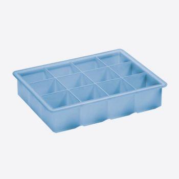 Lurch ijsblokjesvorm kubus groot ijsblauw 4x4cm