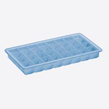 Lurch ijsblokjesvorm kubus medium ijsblauw 2x2cm
