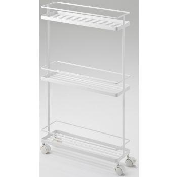 Storage Cart - Tower - white