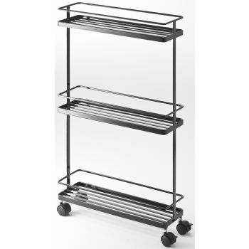 Storage Cart - Tower - black