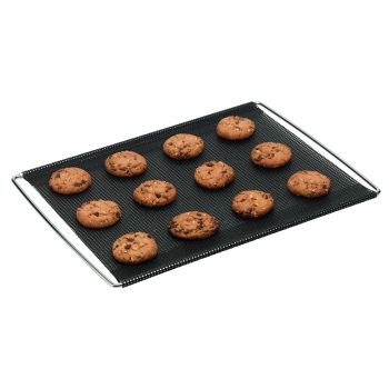 Bakeflon Brood-/afbakmat verstelbaar geperforeerd - 325x530mm