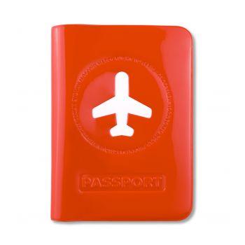 HF Passport Cover, Red