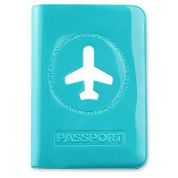 HF Passport Cover, C-blue