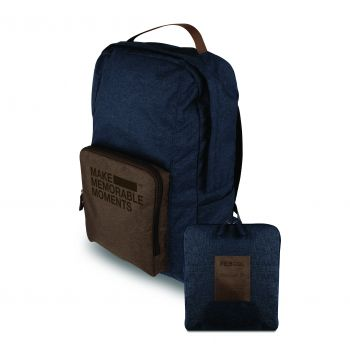 Feb Backpack 20L, Indigo
