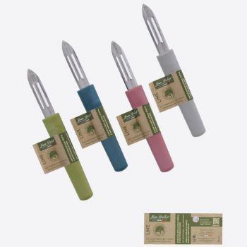 Jean Dubost Eco Line verticale dunschiller grijs; roze; blauw of groen (24st./disp.)