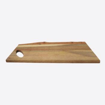 Dagelijkse Kost serveerplank uit acaciahout 44x17x1.5cm