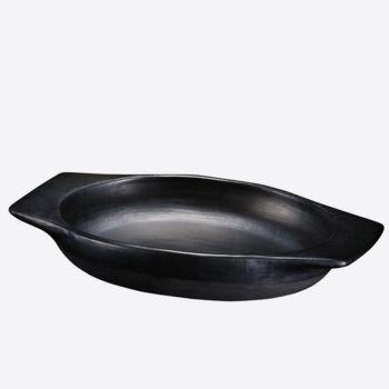 De La Terra ovalen ovenschaal 30.5x27x6cm - 2.2L