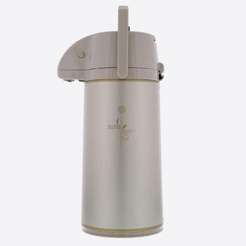 Zojirushi thermoskan airpot met glazen binnenfles cacao 1.9L
