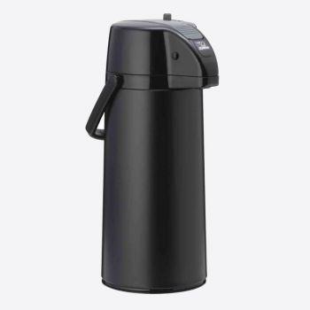 Zojirushi thermoskan airpot met glazen binnenfles zwart 2.2L