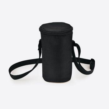 Iris Barcelona Can Cooler with cooling gel BLACK