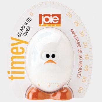 Joie Egghead kookwekker tot 1 uur ei wit 10.2x5x11.4cm