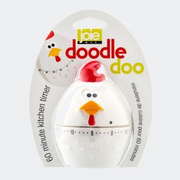 Joie DoodleDoo kookwekker tot 1 uur kip Ø 7cm H 10.2cm