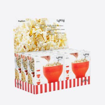 Lékué opvouwbare popcornmaker voor magnetron Ø 20cm H 14.5cm