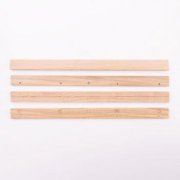 Menu Mellem Frame; 50 cm; Natural Oak