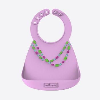 Make My Day silicone baby slab Lila Jewels