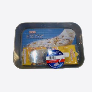 Kaiser promotie springvorm 39x27.5cm & cake-/lasagneschep