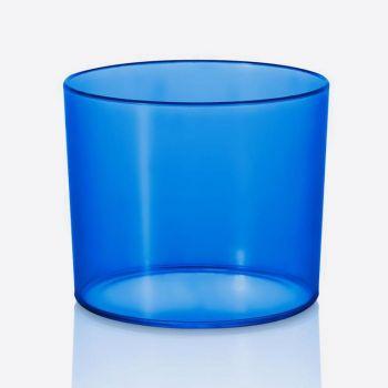 Omami beker blauw 400ml