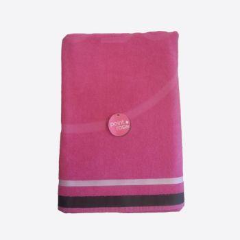 PointRose strandhanddoek pink
