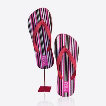 PointRose teenslippers stripes