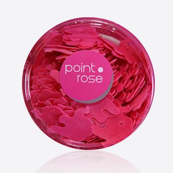 PointRose badschuim Olifant roze