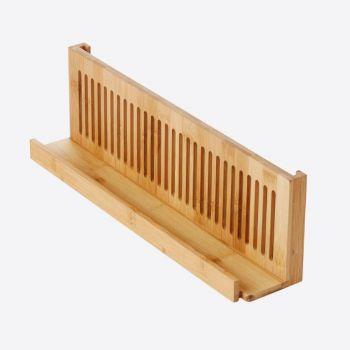 Point-Virgule kruidenorganizer uit bamboe by Mathias De Ferm 40x8.5x12.2cm
