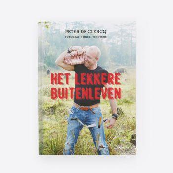 Point-Virgule kookboek 'Het lekkere buitenleven' NL