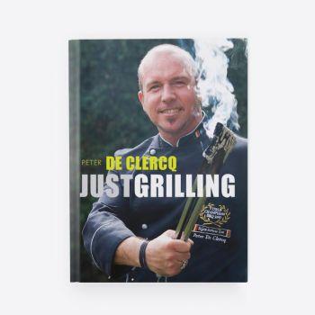 Point-Virgule kookboek 'Just grilling' ENG