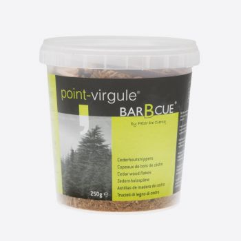 Point-Virgule cederhoutsnippers 250g