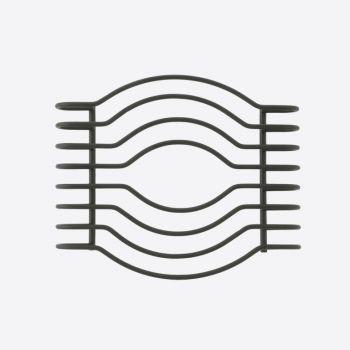 Point-Virgule Wire panonderzetter zwart 18.5x15x3cm