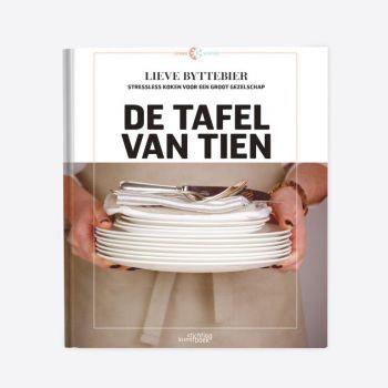 Point-Virgule kookboek 'De tafel van tien' NL