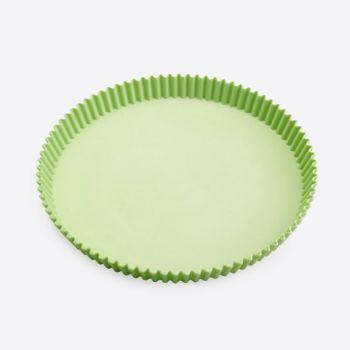 Point-Virgule geribde taartvorm voor 4 personen 19x16.5cm (per 6st.)