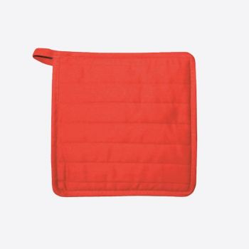 Point-Virgule pannenlap rood 22x22cm (per 6st.)