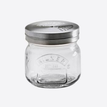 Kilner glazen bokaal met strooideksel 250ml (12st./disp.)
