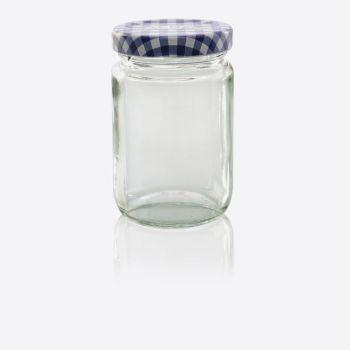 Kilner ronde glazen bokaal met schroefdeksel 93ml (12st./disp.)
