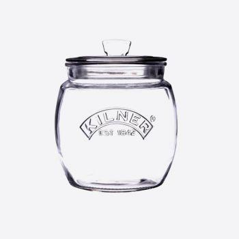 Kilner Universal glazen voorraadbokaal met klemdeksel 850ml