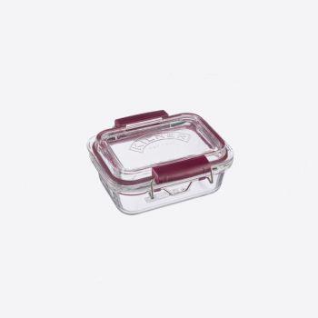 Kilner Fresh Storage rechthoekige glazen voorraaddoos 350ml