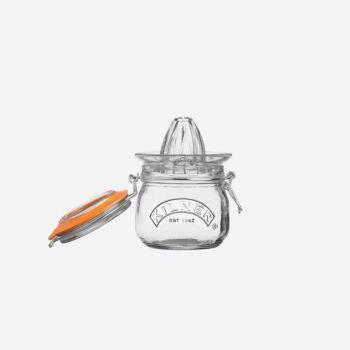 Kilner fruitpers set - glazen voorraadbokaal en pers 500ml