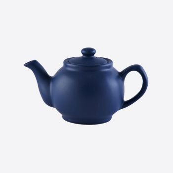Price & Kensington 2-kops theepot mat donkerblauw 450ml (per 3st.)