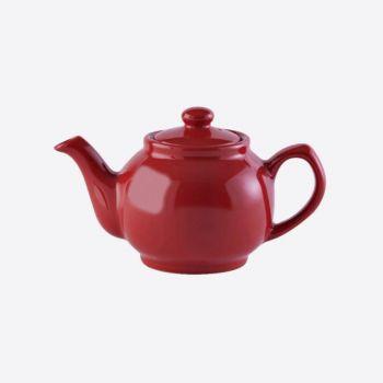 Price & Kensington 2-kops theepot glanzend rood 450ml (per 3st.)