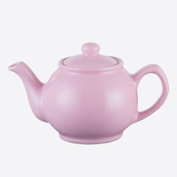 Price & Kensington 2-kops theepot glanzend pastel roze 450ml (per 3st.)