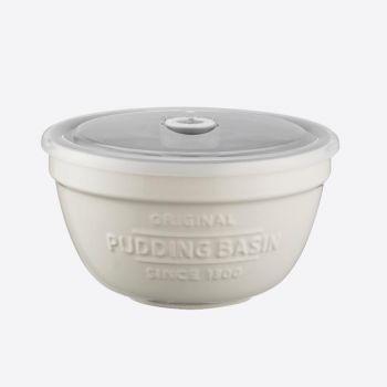 Mason Cash Innovative Kitchen puddingkom met deksel ø 15.5cm H 9cm
