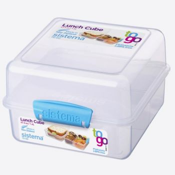 Sistema To Go lunchbox Cube 1.4L (4 ass.)