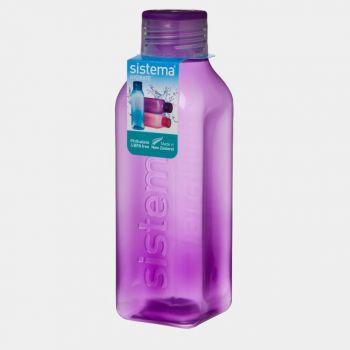 Sistema Hydrate vierkante drinkfles Square Bottle 725ml (6 ass.)